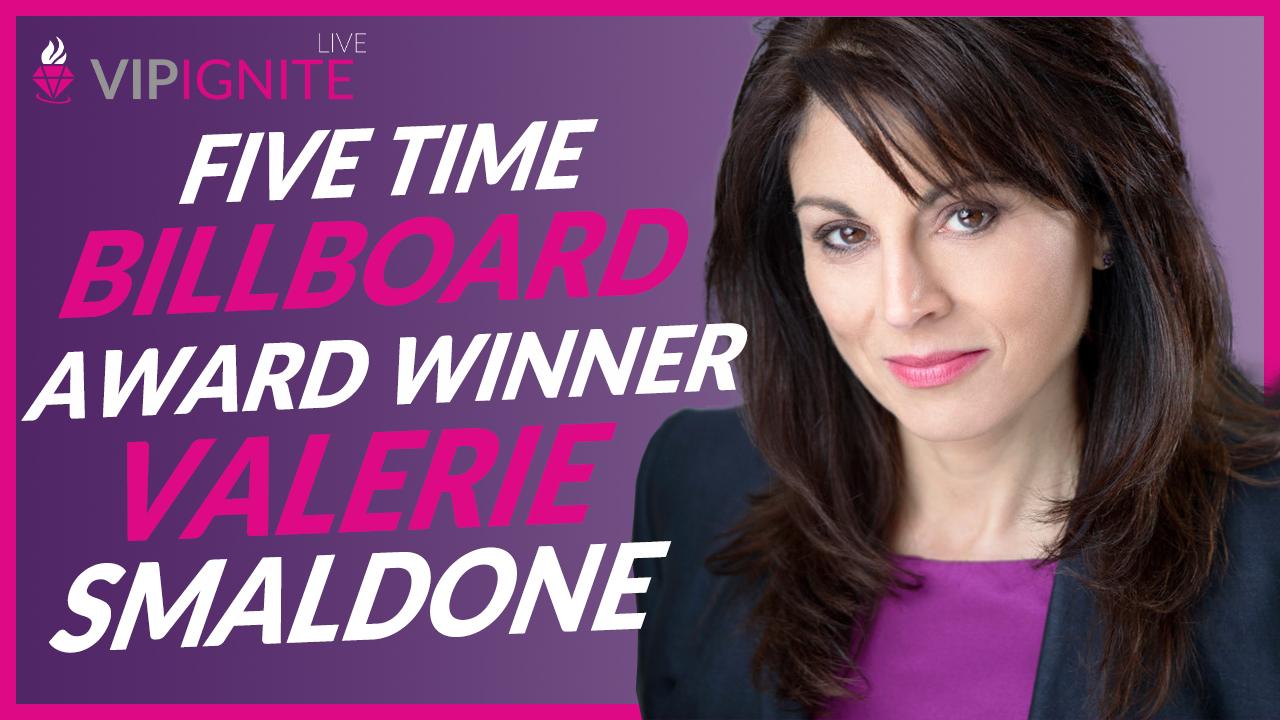 Five Time Billboard Award Winner Valerie Smaldone